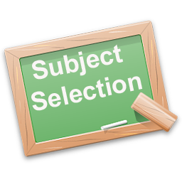 Year 9, 2017 Subject Selections